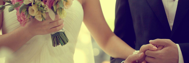 De mooiste bruiloftsliedjes voor bruid en bruidegom