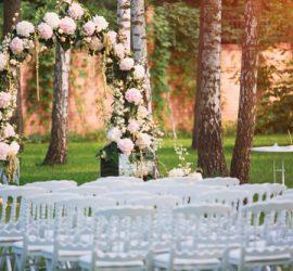 Lokatie huwelijksceremonie